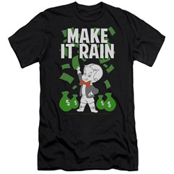Richie Rich - Mens Make It Rain Slim Fit T-Shirt