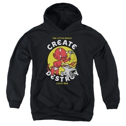 Hot Stuff - Youth Local Devils Pullover Hoodie
