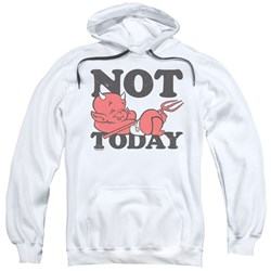 Hot Stuff - Mens Not Today Pullover Hoodie