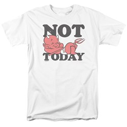 Hot Stuff - Mens Not Today T-Shirt