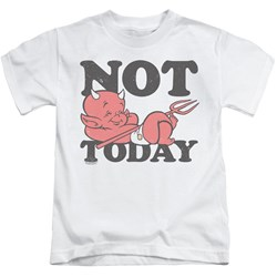 Hot Stuff - Youth Not Today T-Shirt