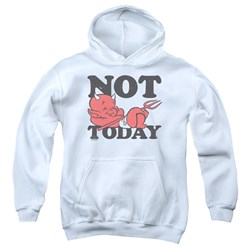 Hot Stuff - Youth Not Today Pullover Hoodie