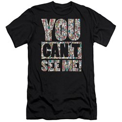 Wheres Waldo - Mens See Me Premium Slim Fit T-Shirt