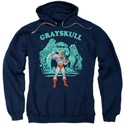 Masters Of The Universe - Mens Grayskull Nights Pullover Hoodie