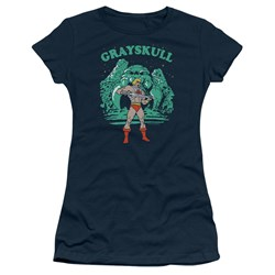 Masters Of The Universe - Juniors Grayskull Nights T-Shirt