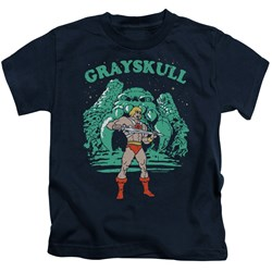 Masters Of The Universe - Youth Grayskull Nights T-Shirt