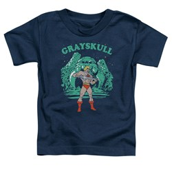 Masters Of The Universe - Toddlers Grayskull Nights T-Shirt