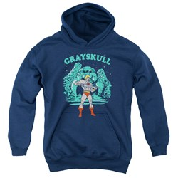 Masters Of The Universe - Youth Grayskull Nights Pullover Hoodie