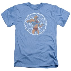 Masters Of The Universe - Mens Lightning Power Heather T-Shirt