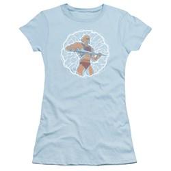 Masters Of The Universe - Juniors Lightning Power T-Shirt