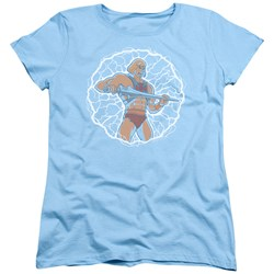 Masters Of The Universe - Womens Lightning Power T-Shirt