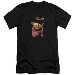 John Wayne - Mens Splatter Premium Slim Fit T-Shirt