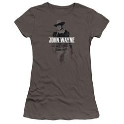 John Wayne - Juniors Fade Off Premium Bella T-Shirt