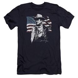 John Wayne - Mens American Idol Premium Slim Fit T-Shirt