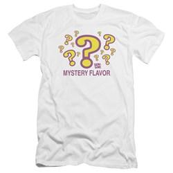 Dum Dums - Mens Mystery Flavor Premium Slim Fit T-Shirt