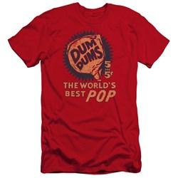 Dum Dums - Mens 5 For 5 Premium Slim Fit T-Shirt