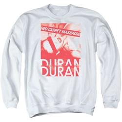 Duran Duran - Mens Red Carpet Massacre Sweater