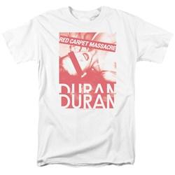 Duran Duran - Mens Red Carpet Massacre T-Shirt
