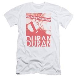 Duran Duran - Mens Red Carpet Massacre Slim Fit T-Shirt