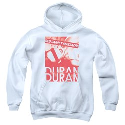 Duran Duran - Youth Red Carpet Massacre Pullover Hoodie