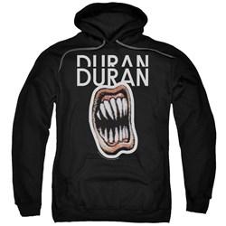 Duran Duran - Mens Pressure Off Pullover Hoodie