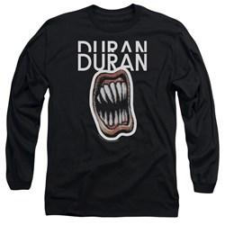 Duran Duran - Mens Pressure Off Long Sleeve T-Shirt