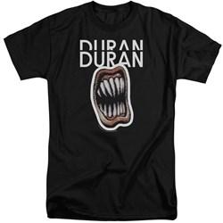 Duran Duran - Mens Pressure Off Tall T-Shirt