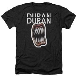 Duran Duran - Mens Pressure Off Heather T-Shirt