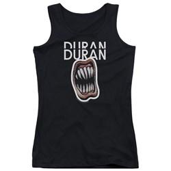 Duran Duran - Juniors Pressure Off Tank Top
