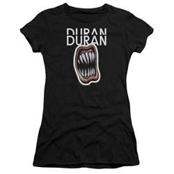 Duran Duran - Juniors Pressure Off Premium Bella T-Shirt