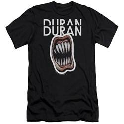 Duran Duran - Mens Pressure Off Premium Slim Fit T-Shirt