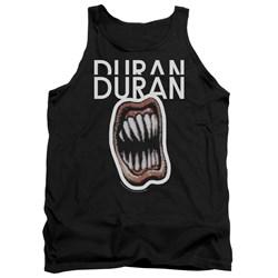 Duran Duran - Mens Pressure Off Tank Top