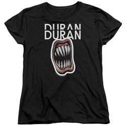 Duran Duran - Womens Pressure Off T-Shirt