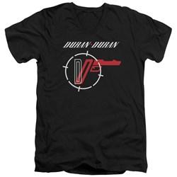 Duran Duran - Mens A View V-Neck T-Shirt