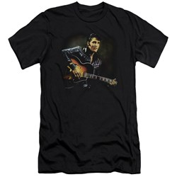 Elvis Presley - Mens 1968 Premium Slim Fit T-Shirt