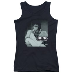 Elvis Presley - Juniors Good To Be Tank Top