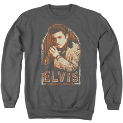 Elvis Presley - Mens Stripes Sweater