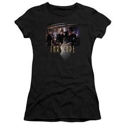 Farscape - Juniors Cast Premium Bella T-Shirt