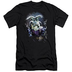 Farscape - Mens Rygel Smoking Guns Premium Slim Fit T-Shirt