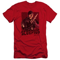 Farscape - Mens Scorpius Premium Slim Fit T-Shirt