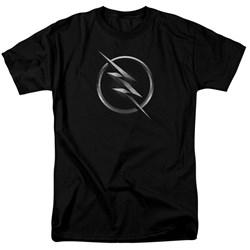 Flash - Mens Zoom Logo T-Shirt