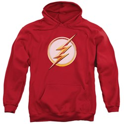 Flash - Mens Season 4 Logo Pullover Hoodie