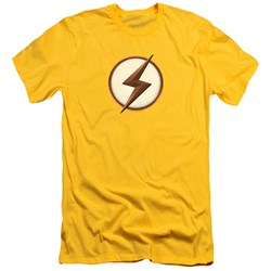 Flash - Mens Kid Flash Logo Slim Fit T-Shirt