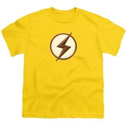 Flash - Youth Kid Flash Logo T-Shirt