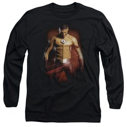 Flash - Mens Kid Flash Long Sleeve T-Shirt