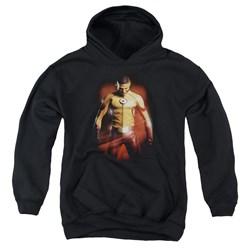 Flash - Youth Kid Flash Pullover Hoodie