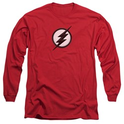 Flash - Mens Jesse Quick Logo Long Sleeve T-Shirt