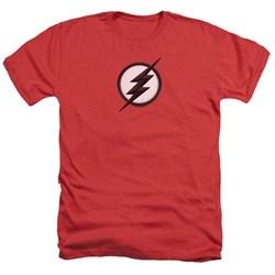 Flash - Mens Jesse Quick Logo Heather T-Shirt