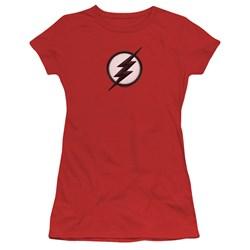 Flash - Juniors Jesse Quick Logo T-Shirt