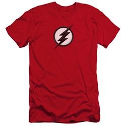 Flash - Mens Jesse Quick Logo Premium Slim Fit T-Shirt